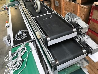 Müller Martini 3520 conveyor belt (6 meter) Perfect Binders