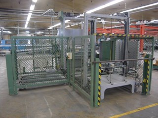 Muller Martini 6232 Palletizer Packing machines