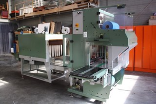 Muller Martini 6257 / 6216 shrink wrapping machine EMBALLAGE