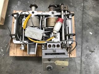 Muller Martin Normbinder Glue Tank Perfect Binders