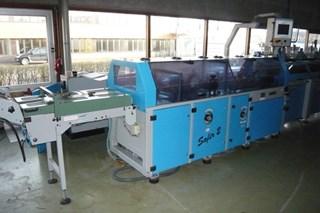Muller Martini Onyx 6252 / Safir II inserting machine Poststelleneinrichtung
