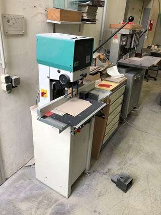 Nagel Citoborma 280 AB paper drilling machine Paper Drilling & Punching