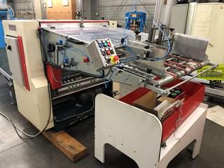 Peroni Ruggero SC 1000 Grooving Machine Máquinas de tapa dura