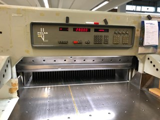 Polar 115 EMC guillotine Guillotines/Cutters