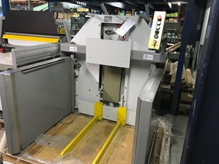 Polar LL600-K-3 Air Pallet Lift Guillotines/Cutters