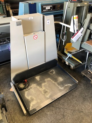 Polar LW 1000-4 pile lift Guillotines/Cutters