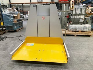 Polar LW 1000-6 pile lift Guillotines/Cutters