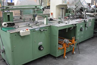 Sitma C705 automatic wrapping machine EMBALLAGE