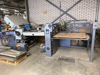 Heidelberg Stahl KS 78/4KZ  Folding Machines