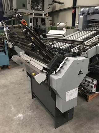 Heidelberg MAD 78/6/6 Folding machines