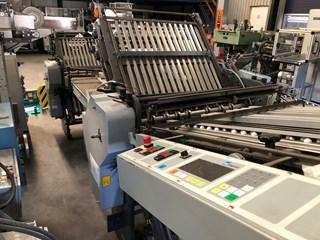 Heidelberg MAD 78/6/6 folding machine 折页机
