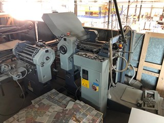 Stahl T 36 4/4  Folding machines