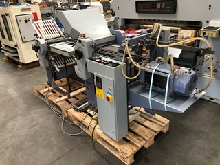 Stahl T36 4/4 folding machine 折页机