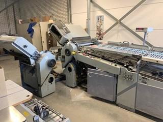 Stahl TC 78 6/4/2 folding machine Folding Machines