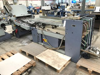 Stahl TFU 78 4/2 folding machine Folding Machines