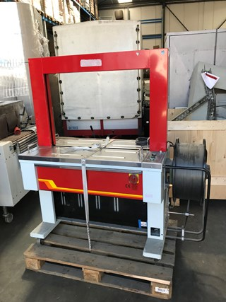 Transpack TP 601D Automatic Strapping Machine