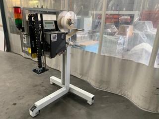 WEBER Legi-Air 4050 E Label printer and applicator Rotativa de etiquetas