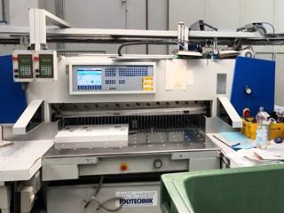 Wohlenberg 137 Automatic Cutting Line  Schneidemaschinen