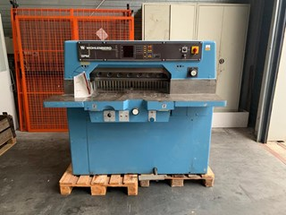 Wohlenberg SPM 76 guillotine Guillotines/Cutters
