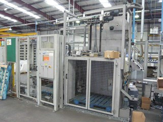 WST Systemtechnik PD 30 palletizer Packing machines