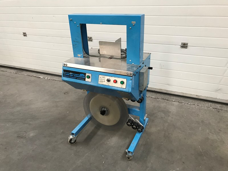 ATS US 2000 AB banding machine