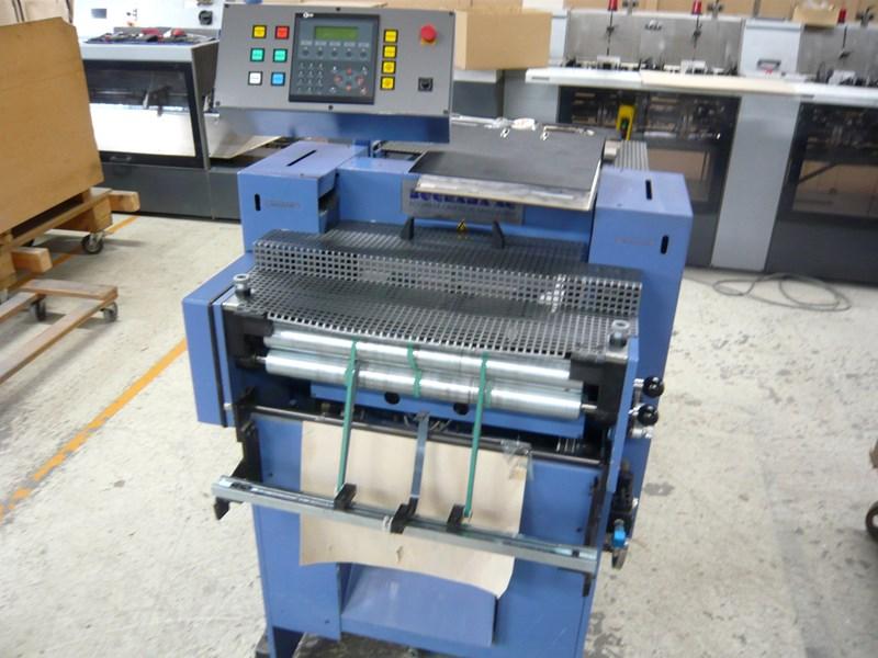 Bograma BSM Multi 450 die-cutting and punching machine