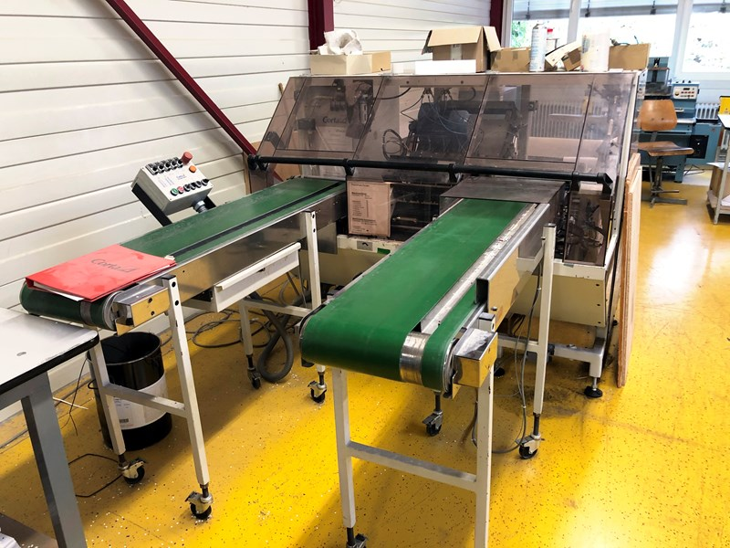 Show details for Dürselen Corta PB 09 paper drilling machine
