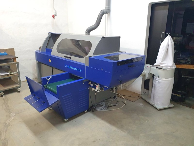 Show details for Duplo UltraBIND 6000 PUR Perfect Binder