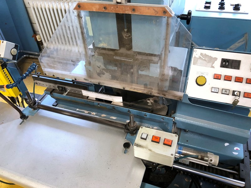 Durrer Remat index cutter