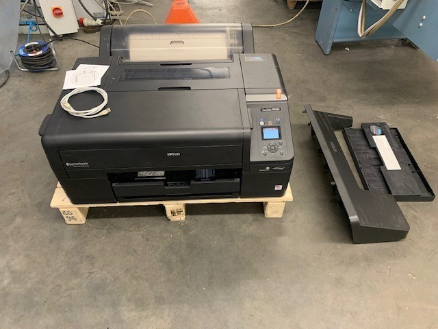 Show details for Epson SureColor P5000