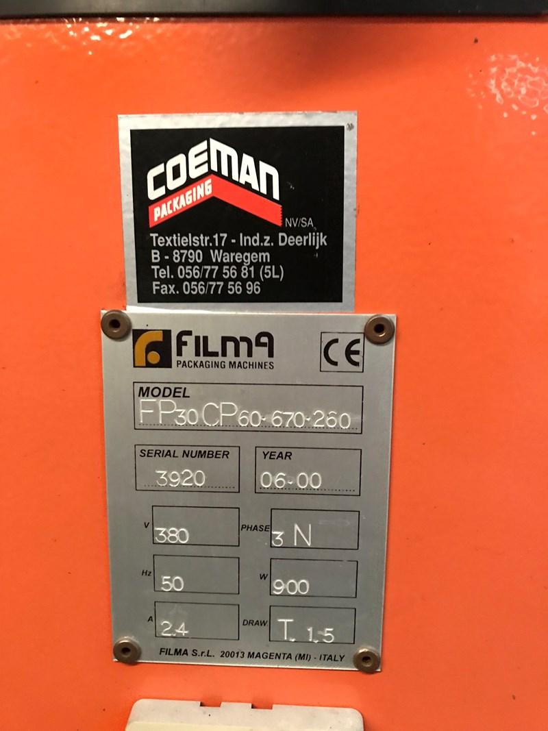 Filma FP30 pallet wrapper