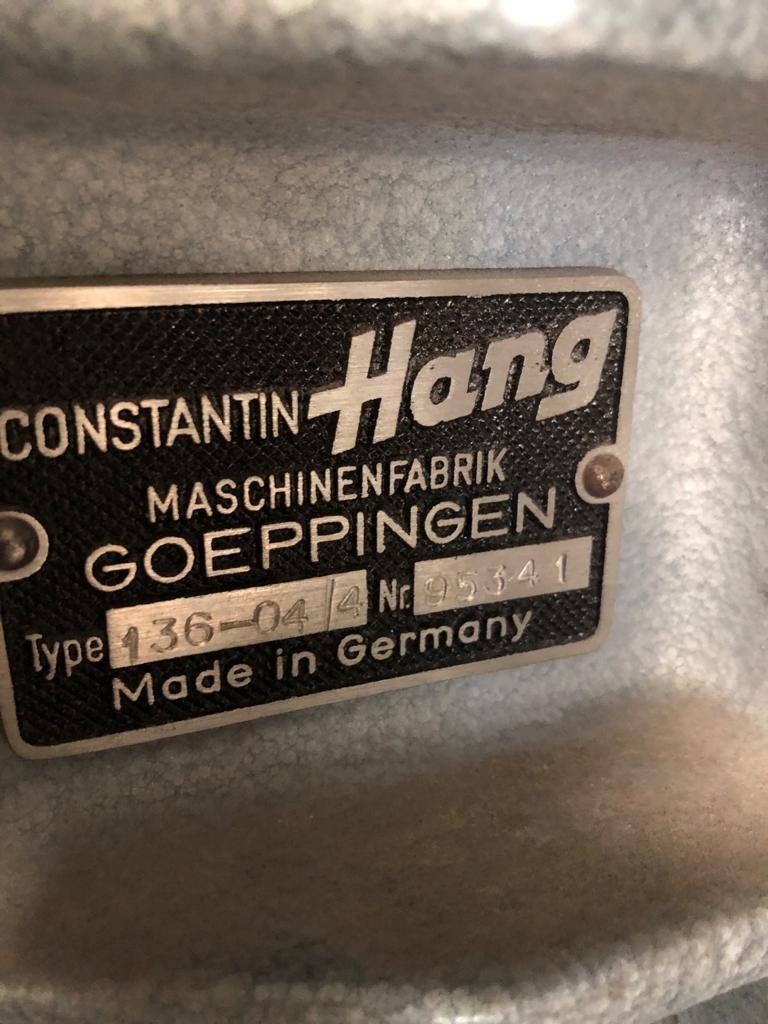 Hang 136-04 paper drilling machine