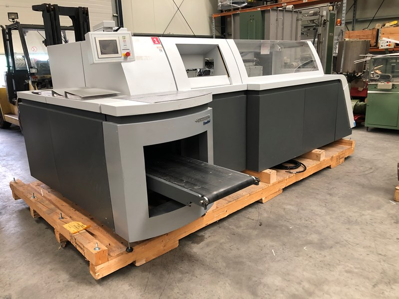 Show details for Heidelberg Eurobind 1300 PUR perfect binder