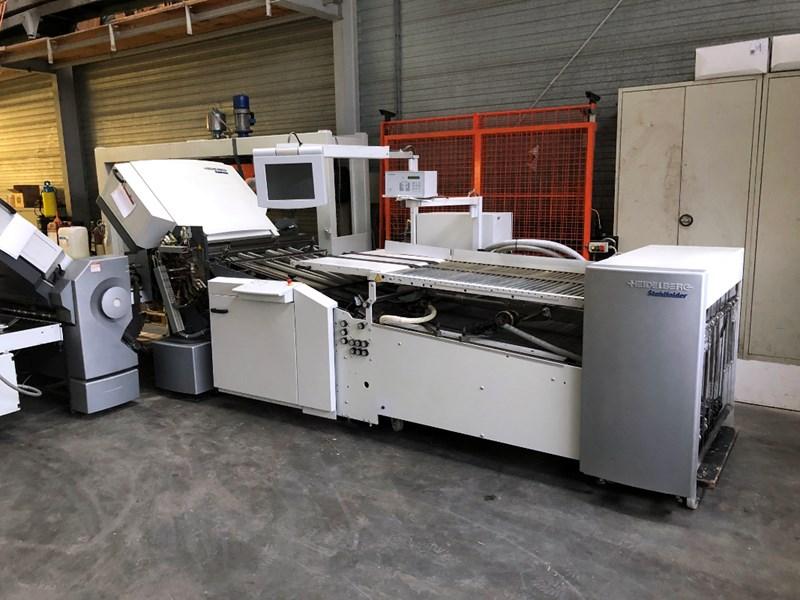 Show details for Heidelberg RFH-82 6/4/4 folding machine