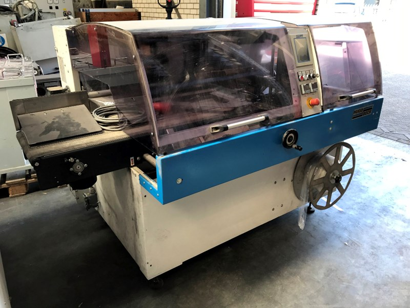 Hugo Beck Flexo + shrink tunnel SLB 5012 / 25