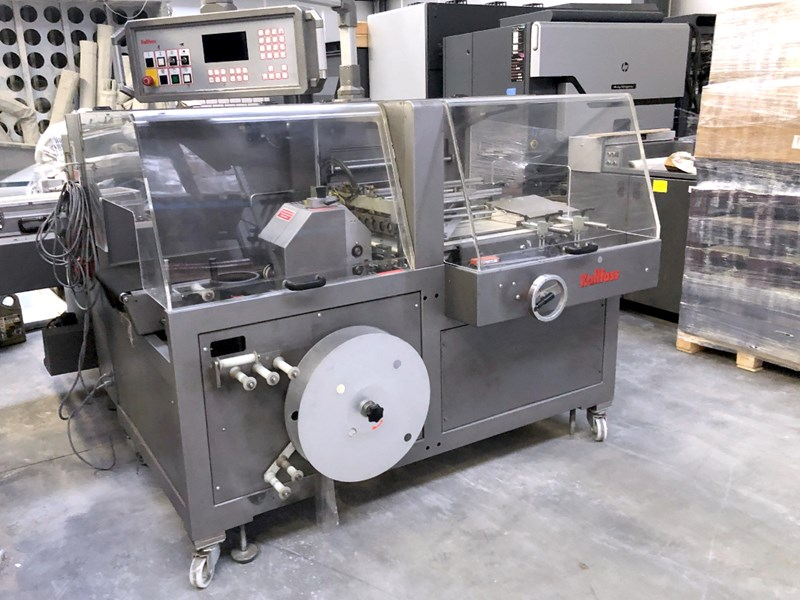 Kallfass Universa 400 NT automatic side sealer