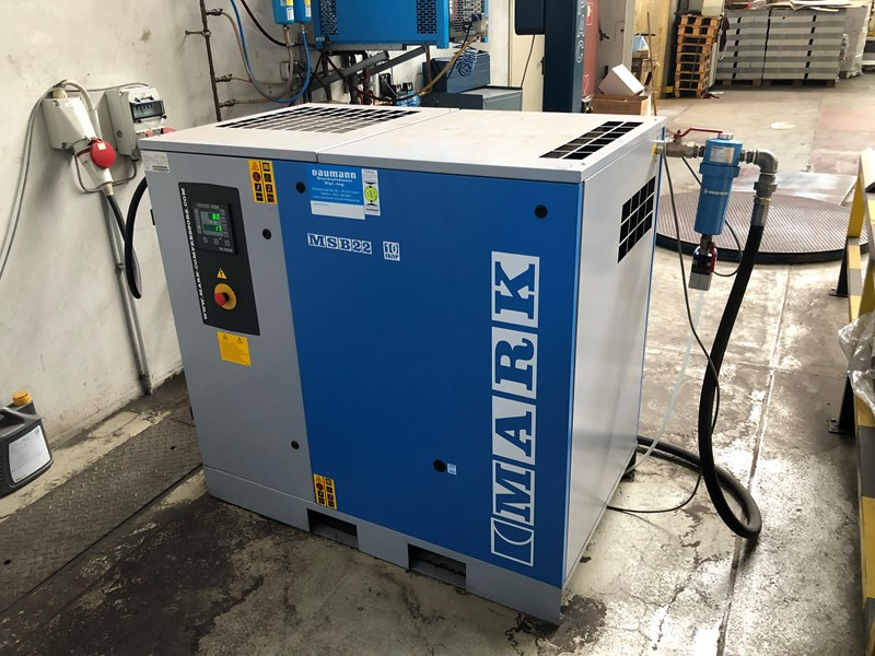 MARK MSB 22/10 Screw Compressor