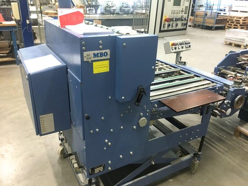MBO K 800.1 S-KTL/6 folding machine + SBAP 72 ME