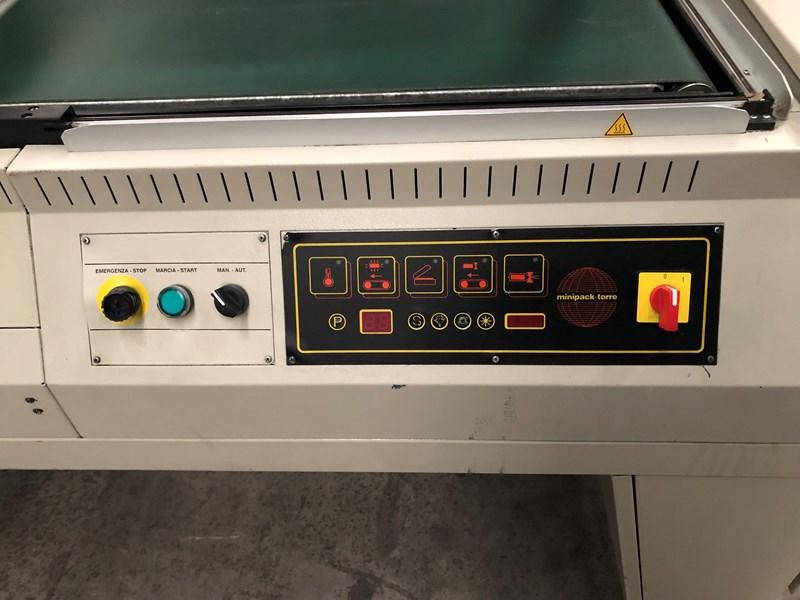 Minipack Torre Media packaging machine