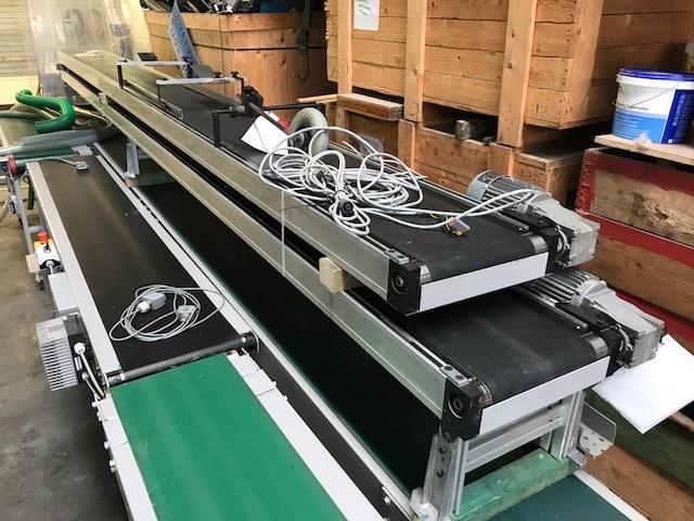 Müller Martini 3520 conveyor belt (6 meter)