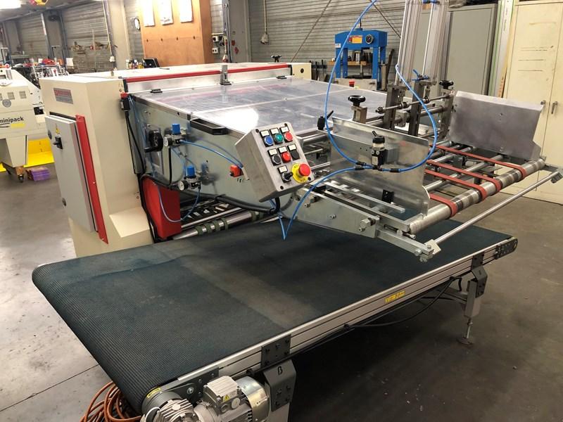 Peroni Ruggero SC 1000 Board Grooving Machine
