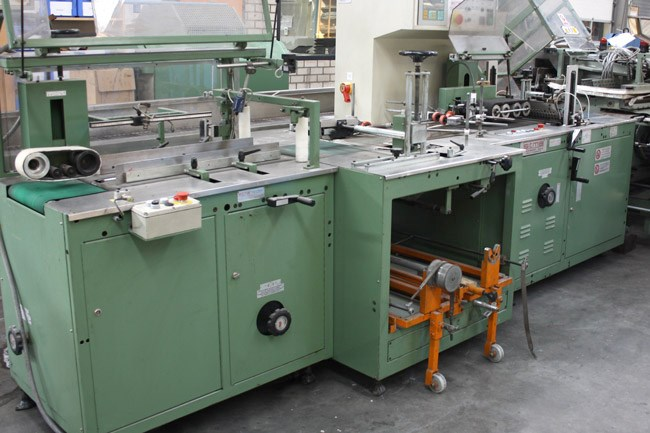 Show details for Sitma C705 automatic wrapping machine