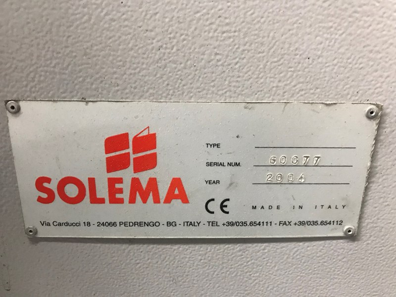 Solema Drying Station 50