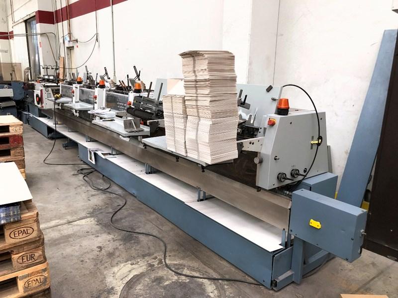 Stahl ST 200 saddle stitcher