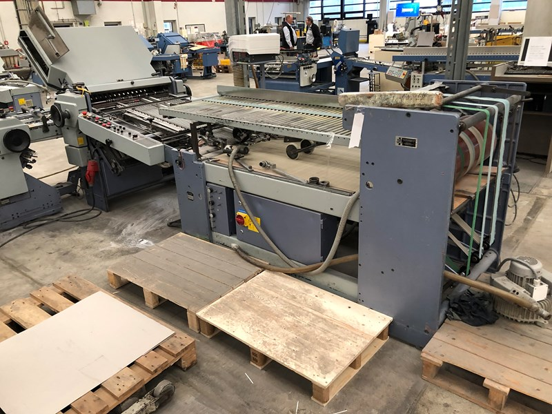 Show details for Stahl TFU 78 4/2 folding machine