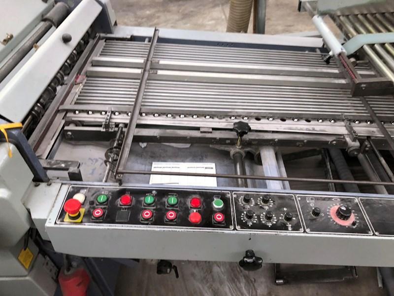 Stahl TFU 78 4/2 folding machine