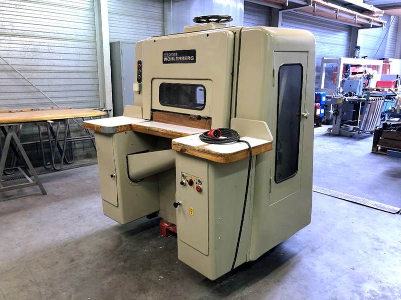 Show details for Wohlenberg A 43 W three knife trimmer
