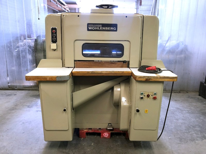 Wohlenberg A 43 W three knife trimmer