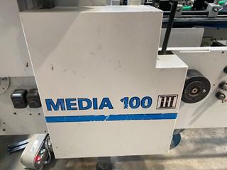 BOBST  MEDIA 100 III Carton /Folder Gluers