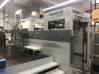 BOBST  Speria Foilmaster 104 FR Die Cutters - Automatic and Handfed